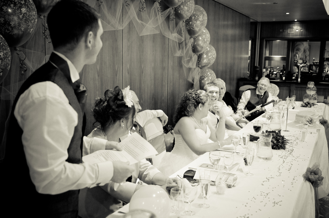 rotherham wedding speeches