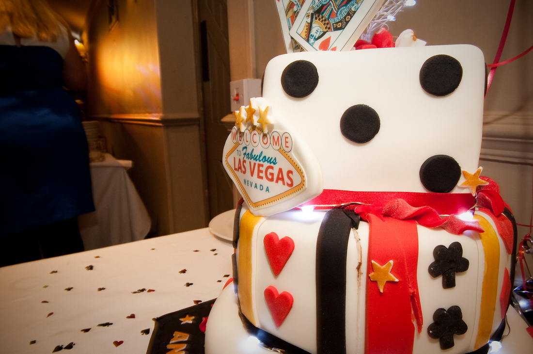 South Yorkshire wedding cake photographer