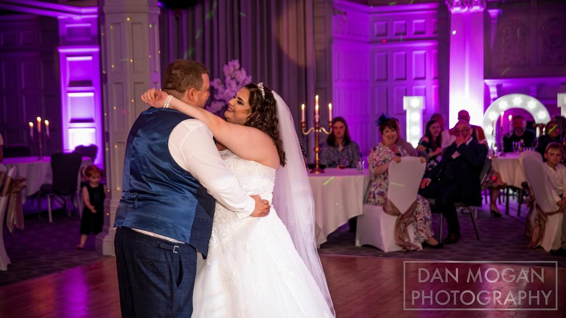 first dance sheffield crown plaza royal victoria wedding