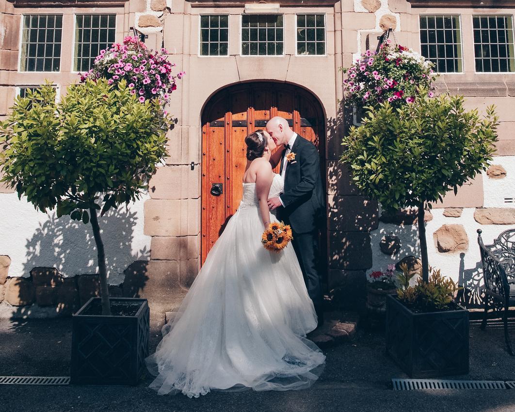 losehill house hotel wedding photography