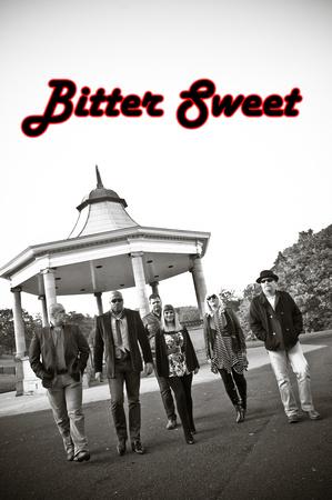 Bradford band Bittersweet photoshoot in West Yorkshire