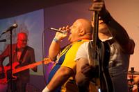 Rockaoke band perform in Sheffield at Summerfest