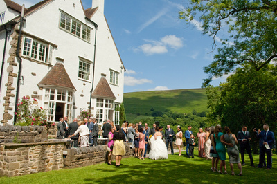 Featured wedding at Losehill House Hotel by Sheffield based wedding photographer Dan Mogan Photography
