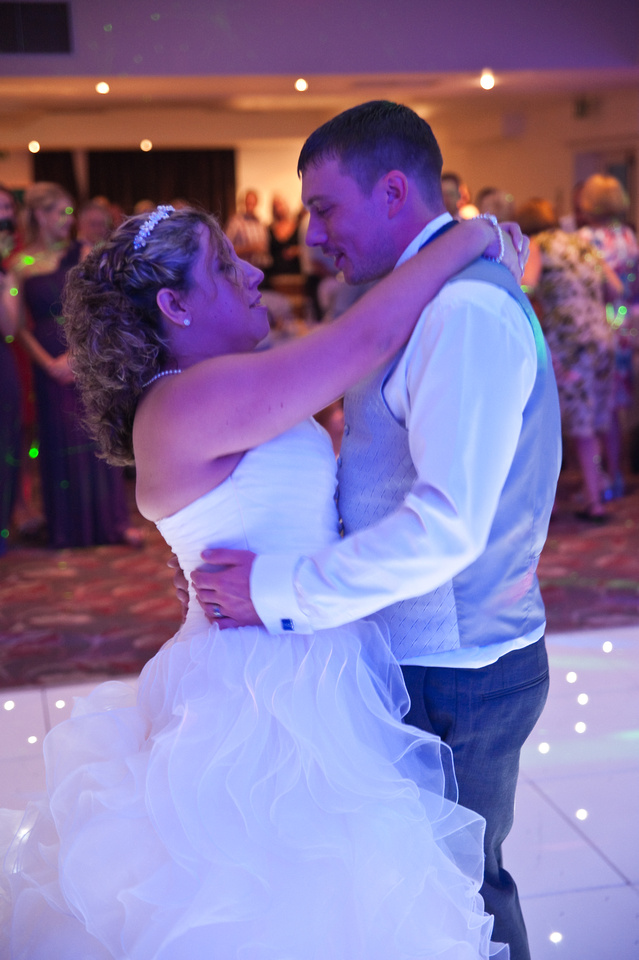 hellaby hall wedding reception photograph