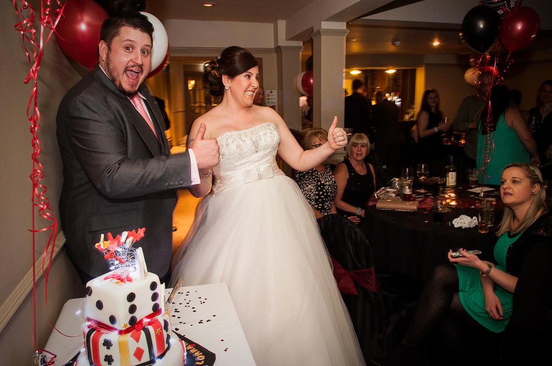 Red Lion Hotel wedding