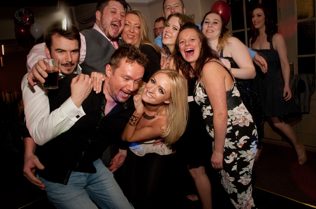 Fun wedding photographer Rotherham